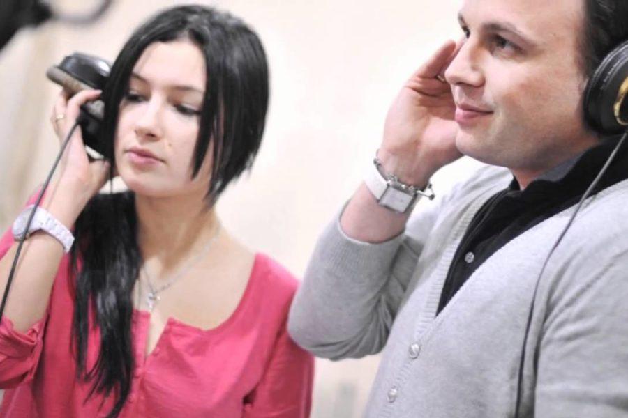 DAVID и Анастасия Приходько: «Между нами небо»